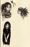 death sketches